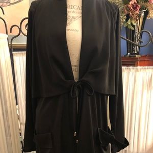 Laundry By Shelli Segal Jackets & Coats - NWT Duster - Laundry by Shelli sepal size 10